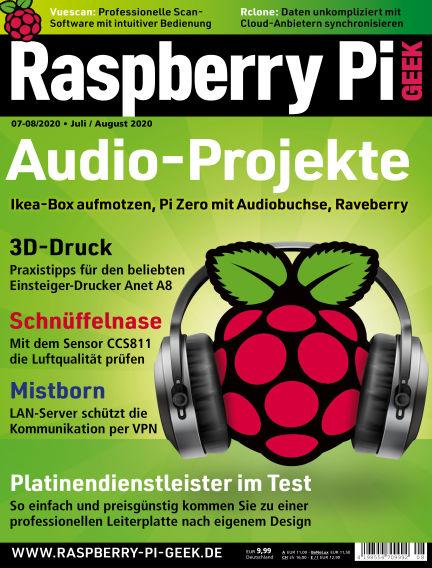 Raspberry Pi Geek June 04, 2020 00:00