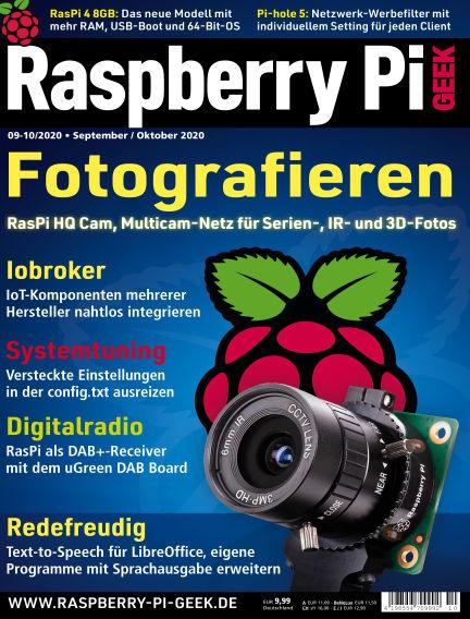 Raspberry Pi Geek August 06, 2020 00:00