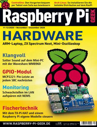 Raspberry Pi Geek 12-2020