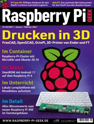 Raspberry Pi Geek 02-2021