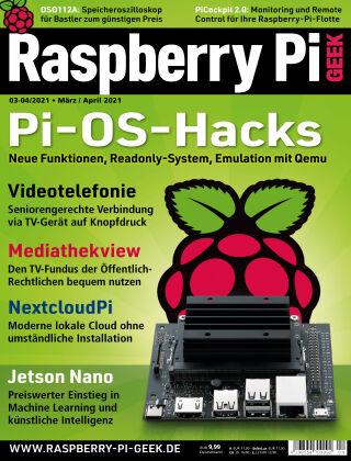 Raspberry Pi Geek 04-2021