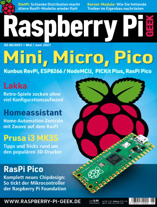 Raspberry Pi Geek 06-2021