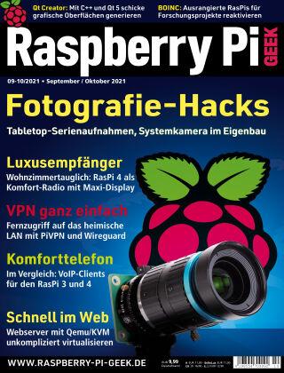 Raspberry Pi Geek 10-2021