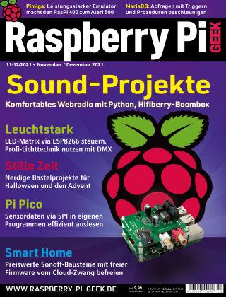 Raspberry Pi Geek 12-2021
