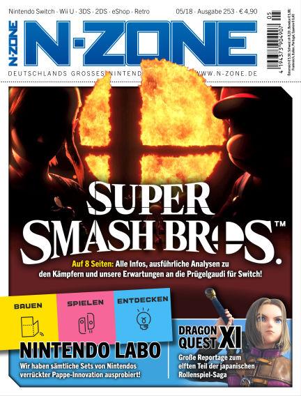 N-Zone April 18, 2018 00:00