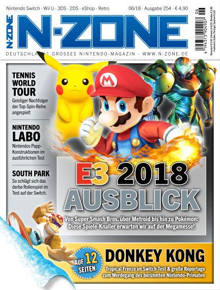 N-Zone May 16, 2018 00:00