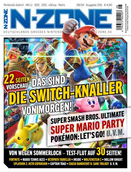 N-Zone July 18, 2018 00:00