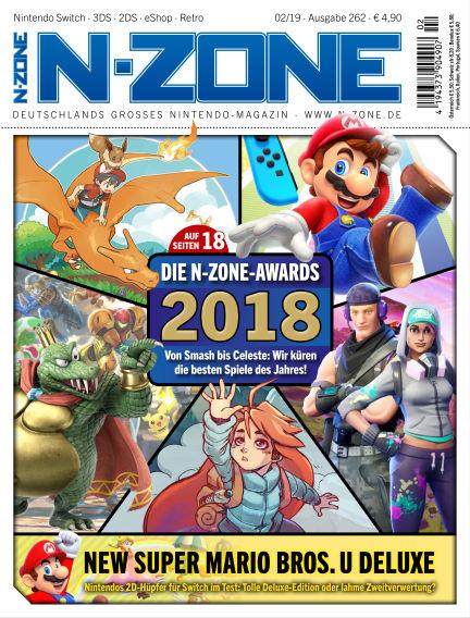 N-Zone January 16, 2019 00:00