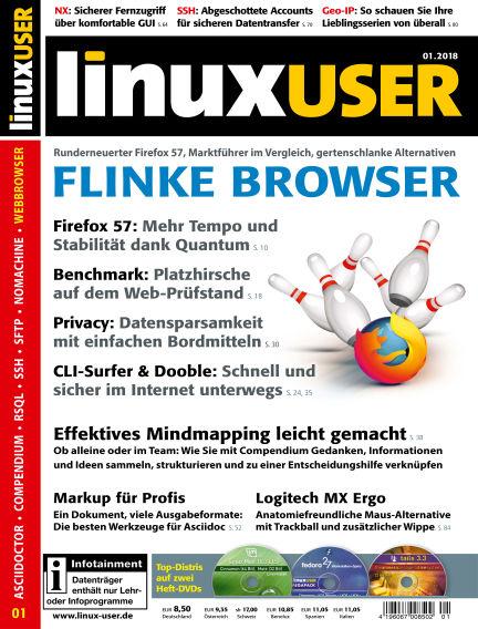 LinuxUser December 21, 2017 00:00