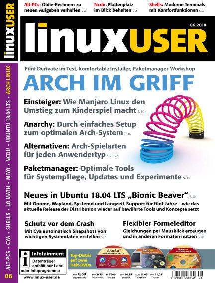 LinuxUser May 17, 2018 00:00