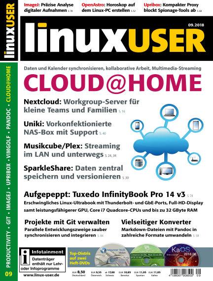 LinuxUser September 08, 2018 00:00