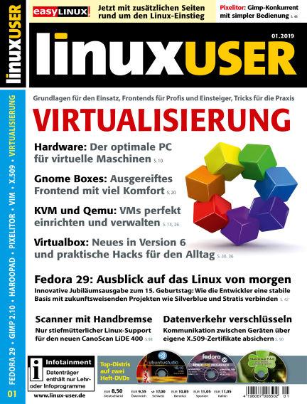 LinuxUser December 20, 2018 00:00
