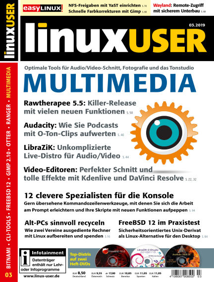 LinuxUser February 21, 2019 00:00