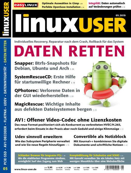 LinuxUser April 18, 2019 00:00