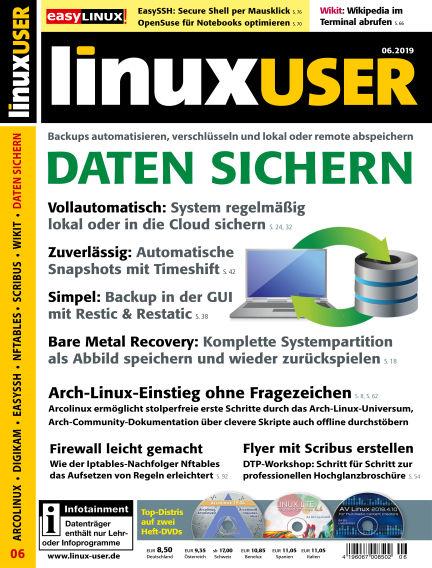 LinuxUser May 16, 2019 00:00