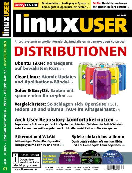 LinuxUser June 19, 2019 00:00
