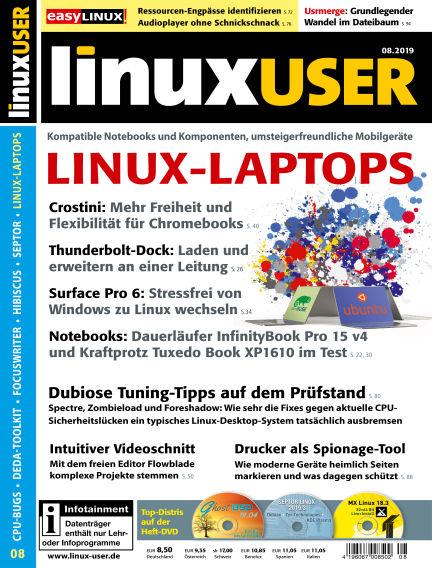 LinuxUser July 18, 2019 00:00