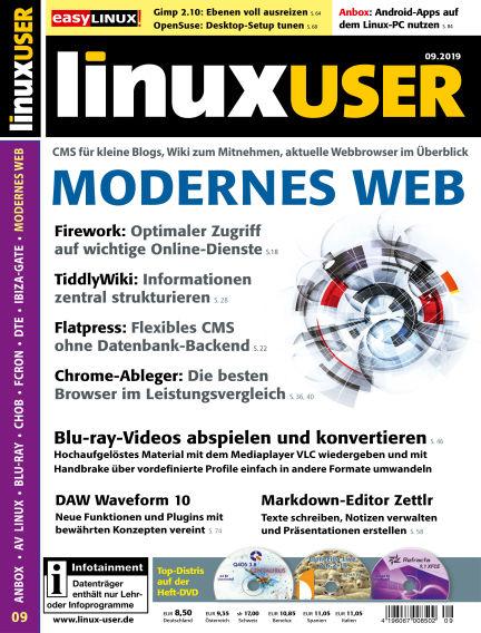 LinuxUser August 22, 2019 00:00