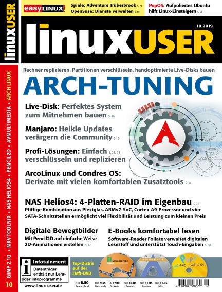 LinuxUser September 19, 2019 00:00