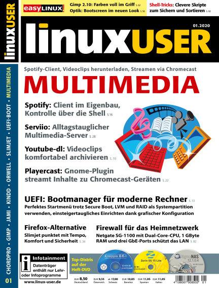 LinuxUser December 19, 2019 00:00