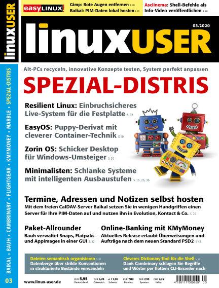 LinuxUser February 20, 2020 00:00