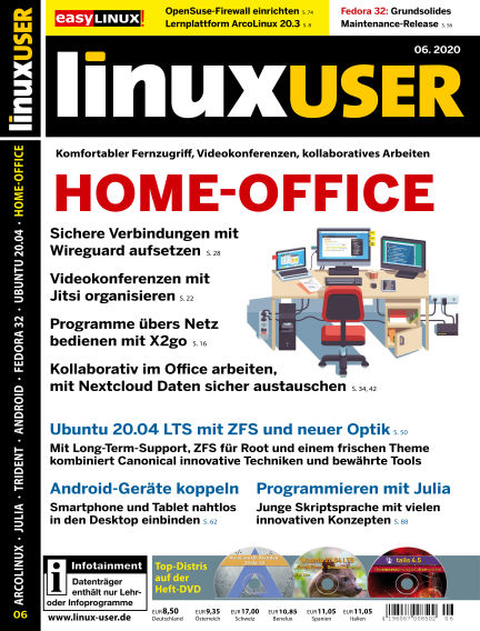 LinuxUser May 21, 2020 00:00