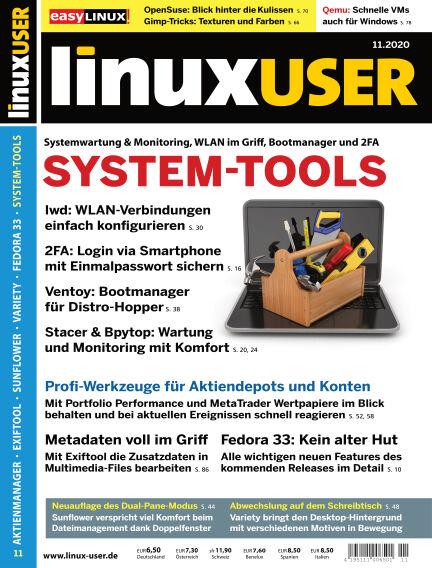 LinuxUser October 22, 2020 00:00