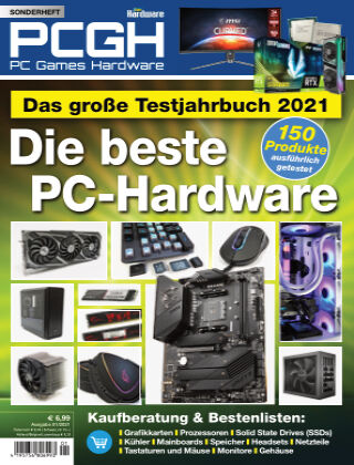 PC Games Hardware Sonderhefte 01-2021