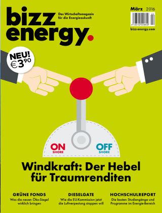 bizz energy März 2016