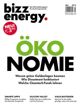 bizz energy Mai 2016
