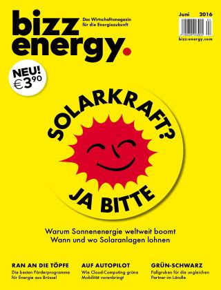 bizz energy Juni 2016