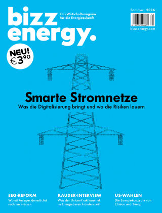 bizz energy Sommer 2016