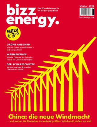 bizz energy Oktober 2016
