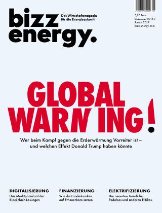 bizz energy Dezember/Januar 2017
