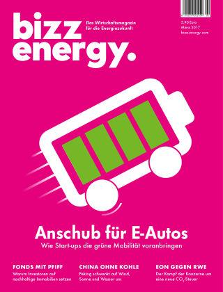 bizz energy März 2017