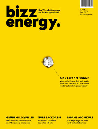bizz energy Juni 2017