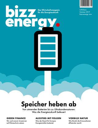 bizz energy Sommer 2017