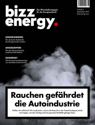 bizz energy September 2017