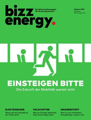 bizz energy Sommer 2018