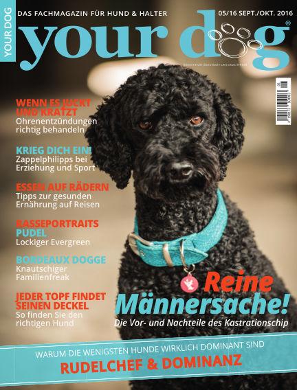 Your Dog September 05, 2016 00:00