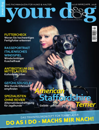 Your Dog 02/2016