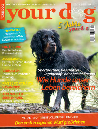 Your Dog 03/2017