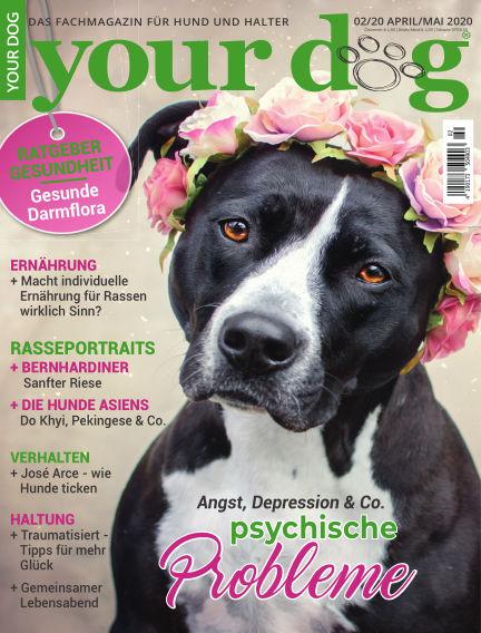 Your Dog April 08, 2020 00:00