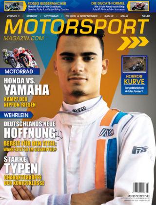 Motorsport-Magazin 48
