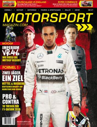 Motorsport-Magazin 47