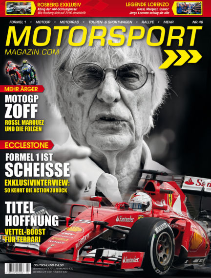 Motorsport-Magazin December 17, 2015 00:00