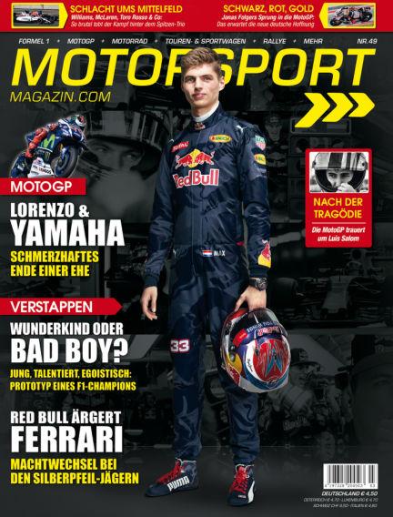 Motorsport-Magazin June 23, 2016 00:00