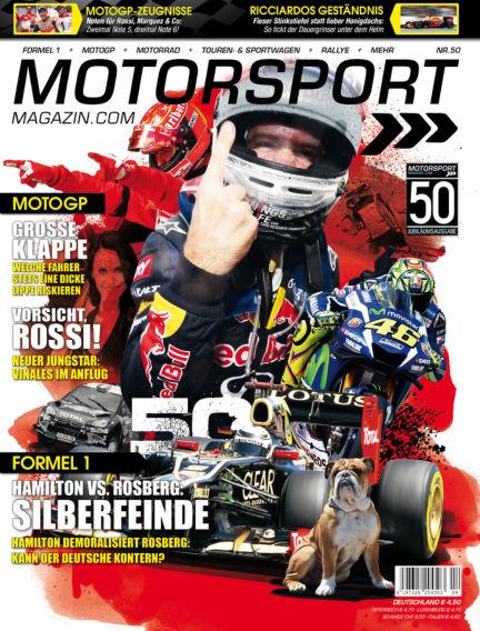 Motorsport-Magazin August 18, 2016 00:00