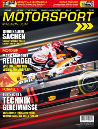 Motorsport-Magazin 51