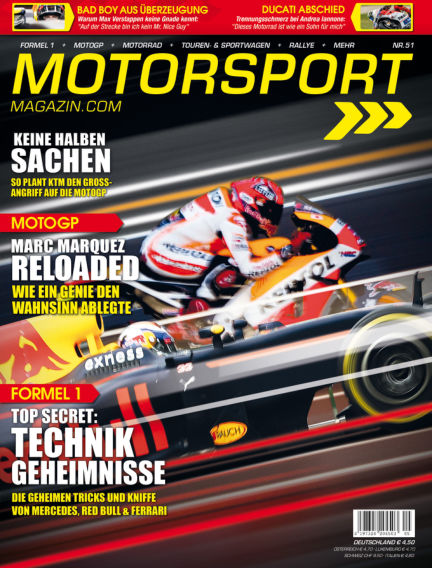 Motorsport-Magazin October 13, 2016 00:00